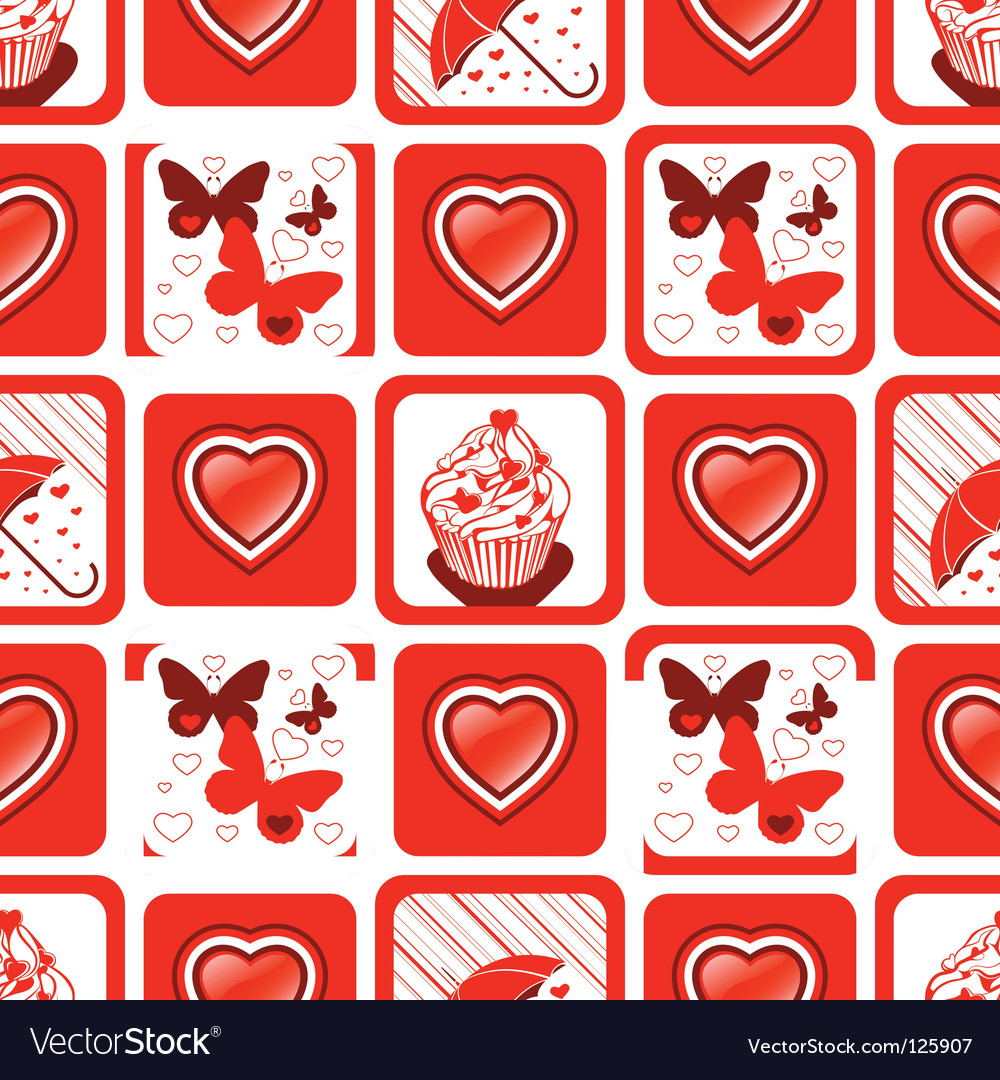 Valentine wallpaper royalty free vector image vectorstock valentine wallpaper vector image voltagebd Choice Image