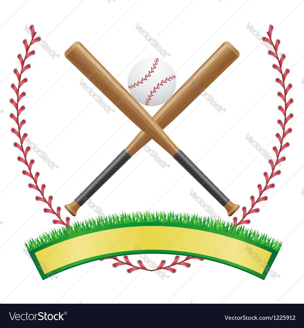 Baseball 05 vector image