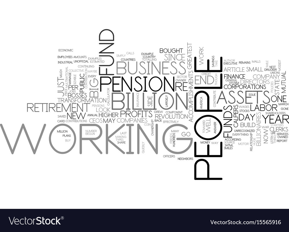 A new look at labor day text word cloud concept vector image