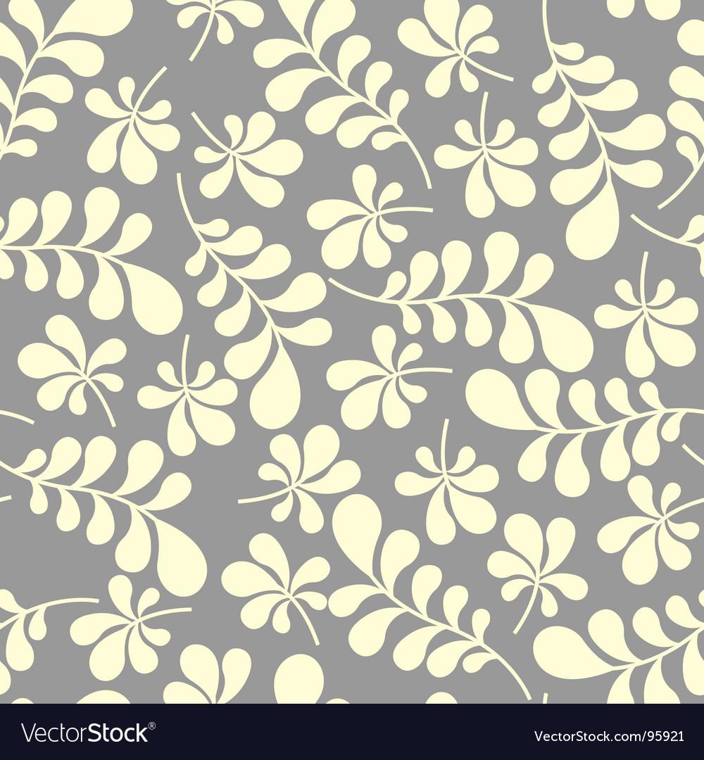 Textile design vector image