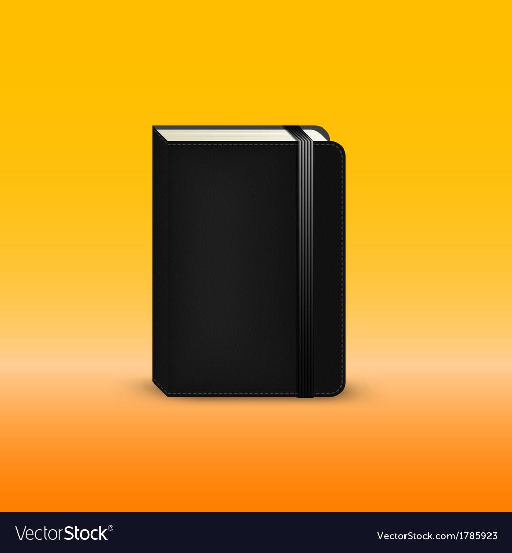 Datebook vector image