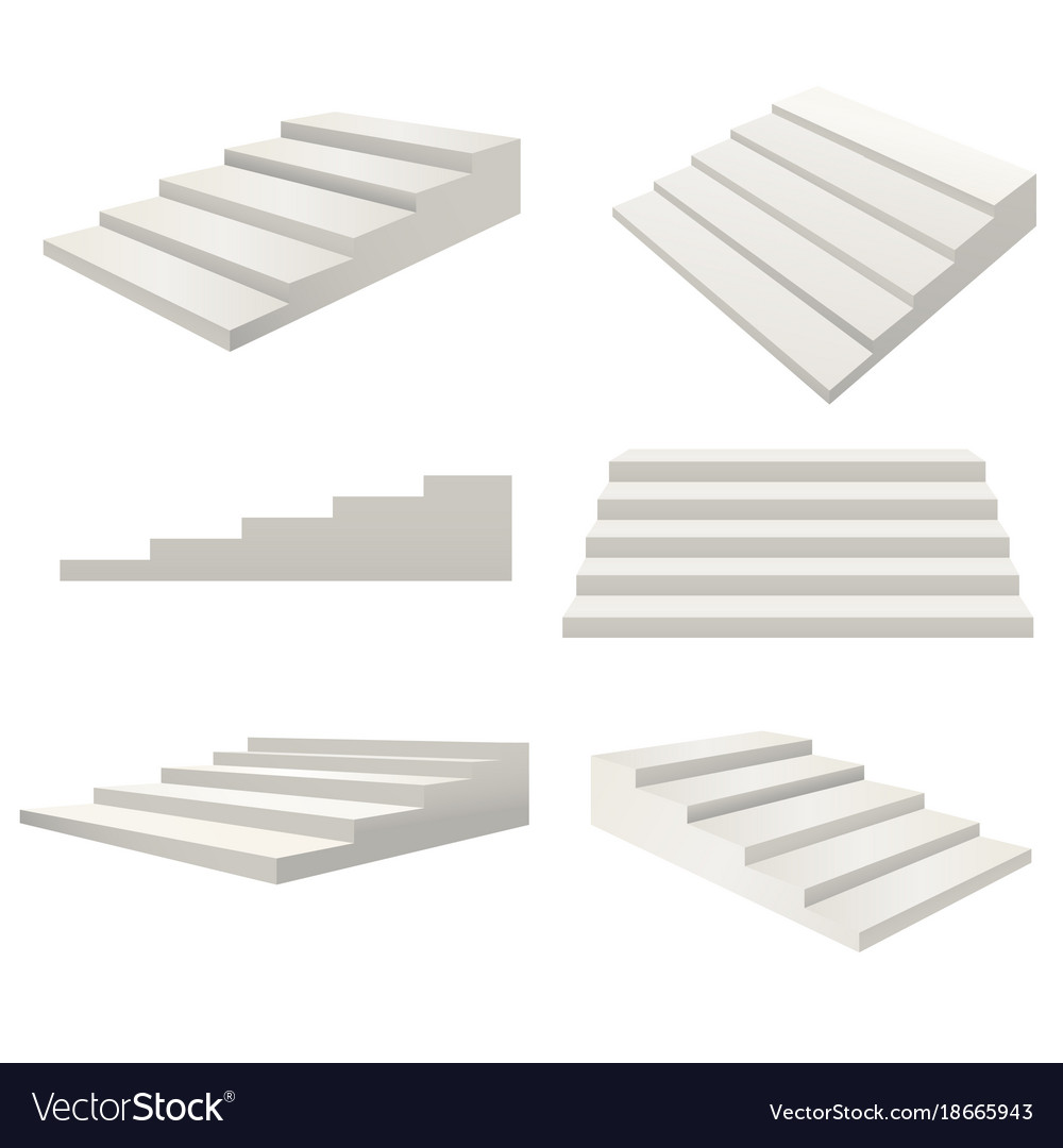 List Of Synonyms And Antonyms The Word Stairs Vector