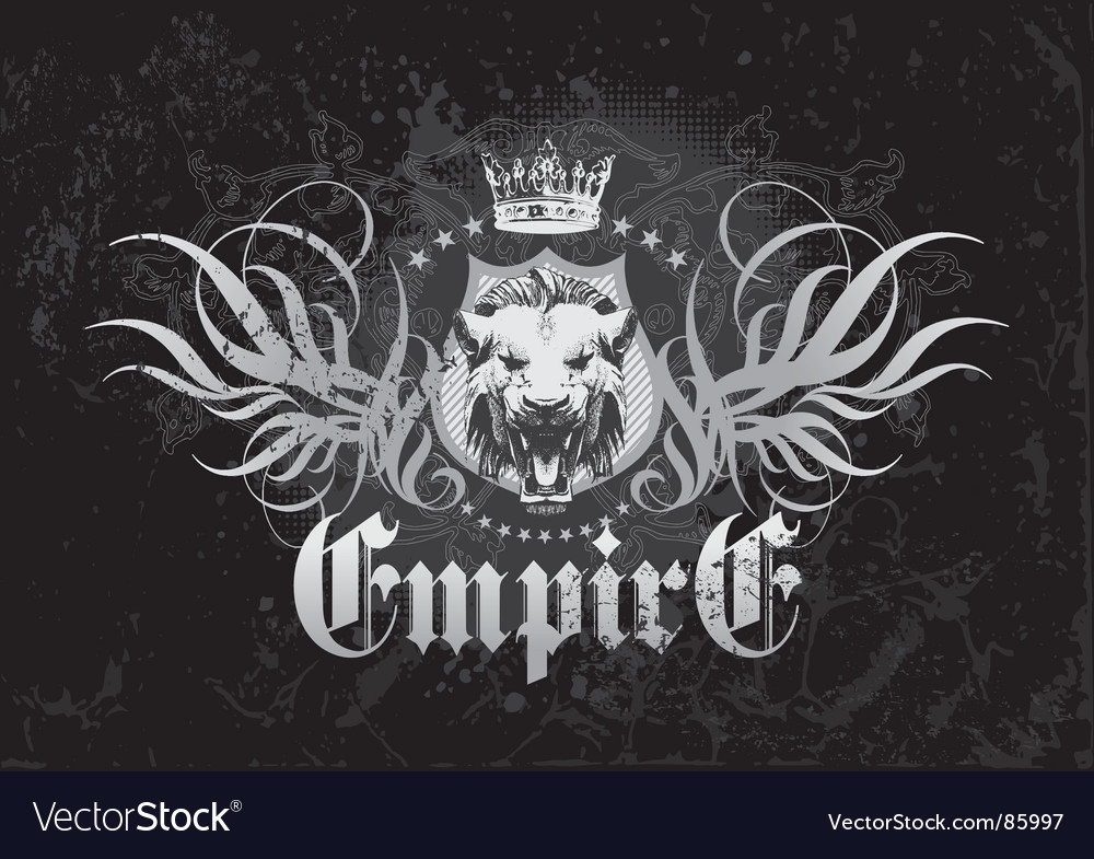 Empire Vector Image