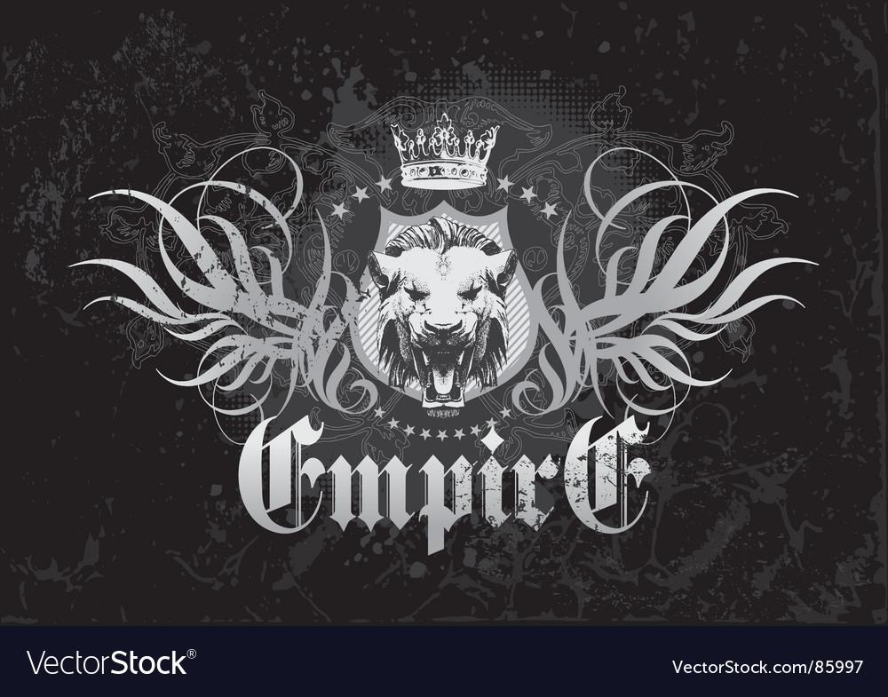 Empire vector image