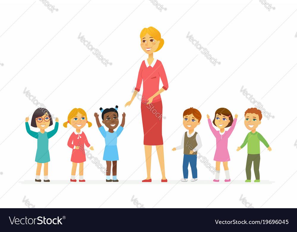 Kindergarten Class Teacher | Homeshealth.info