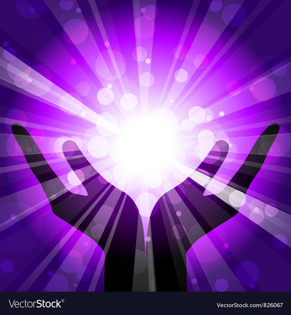 Mysticism vector image
