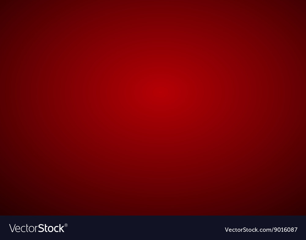 Background red gradient Eps 10 vector image