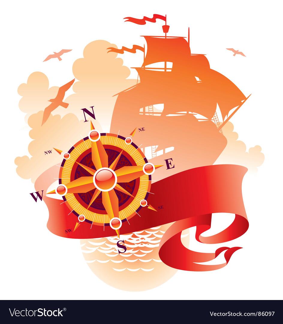Adventures design vector image