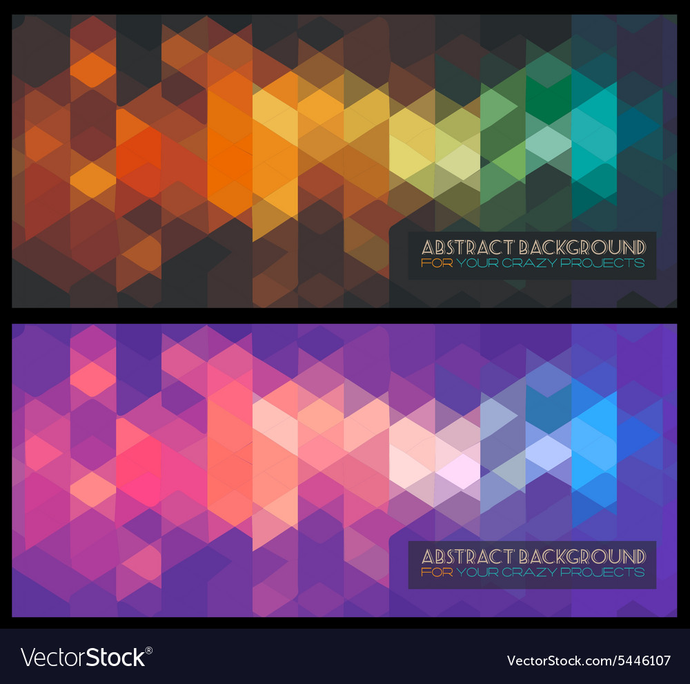Disco Club Flyer Template With Retro Hipster Style Vector Image  Club Flyer Background