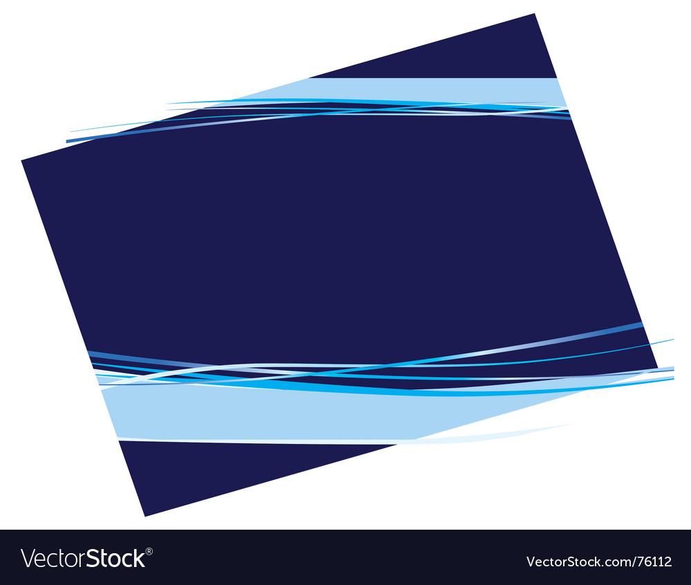Marine fantasy vector image