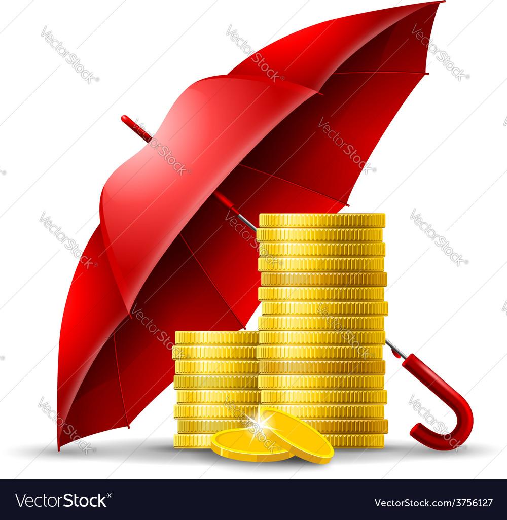 Monetary concept vector image