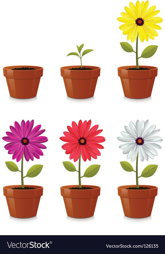 8+ Flower Pot Templates - PSD, Vector EPS, JPG, AI ...