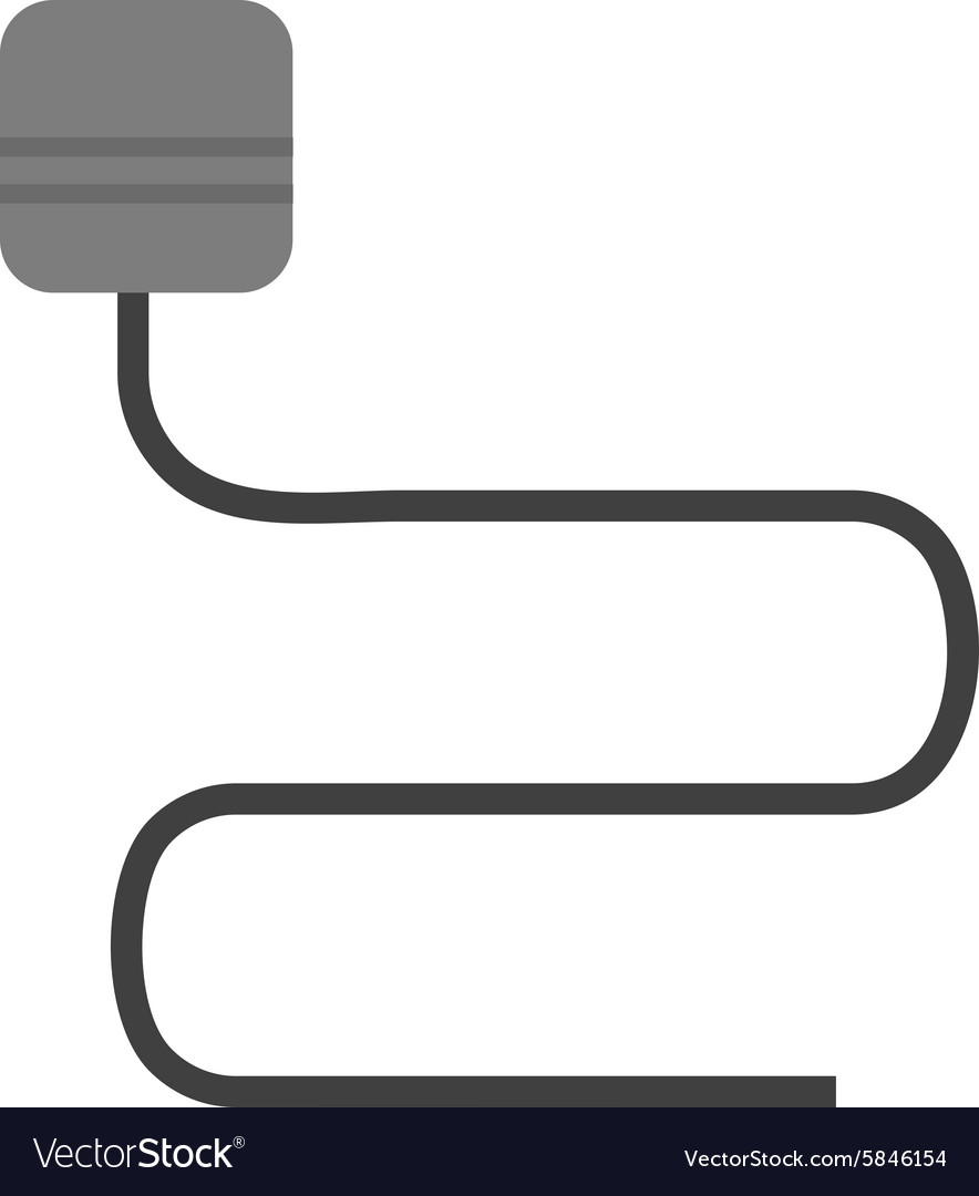 Ethernet Cable vector image