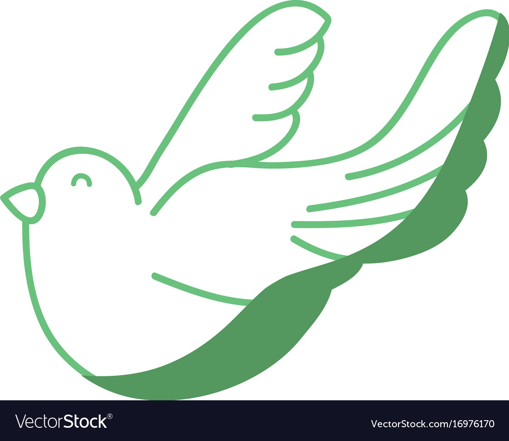Peace dove silhouette the best dove 2017 dove symbol of peace vector black silhouette stock art buycottarizona