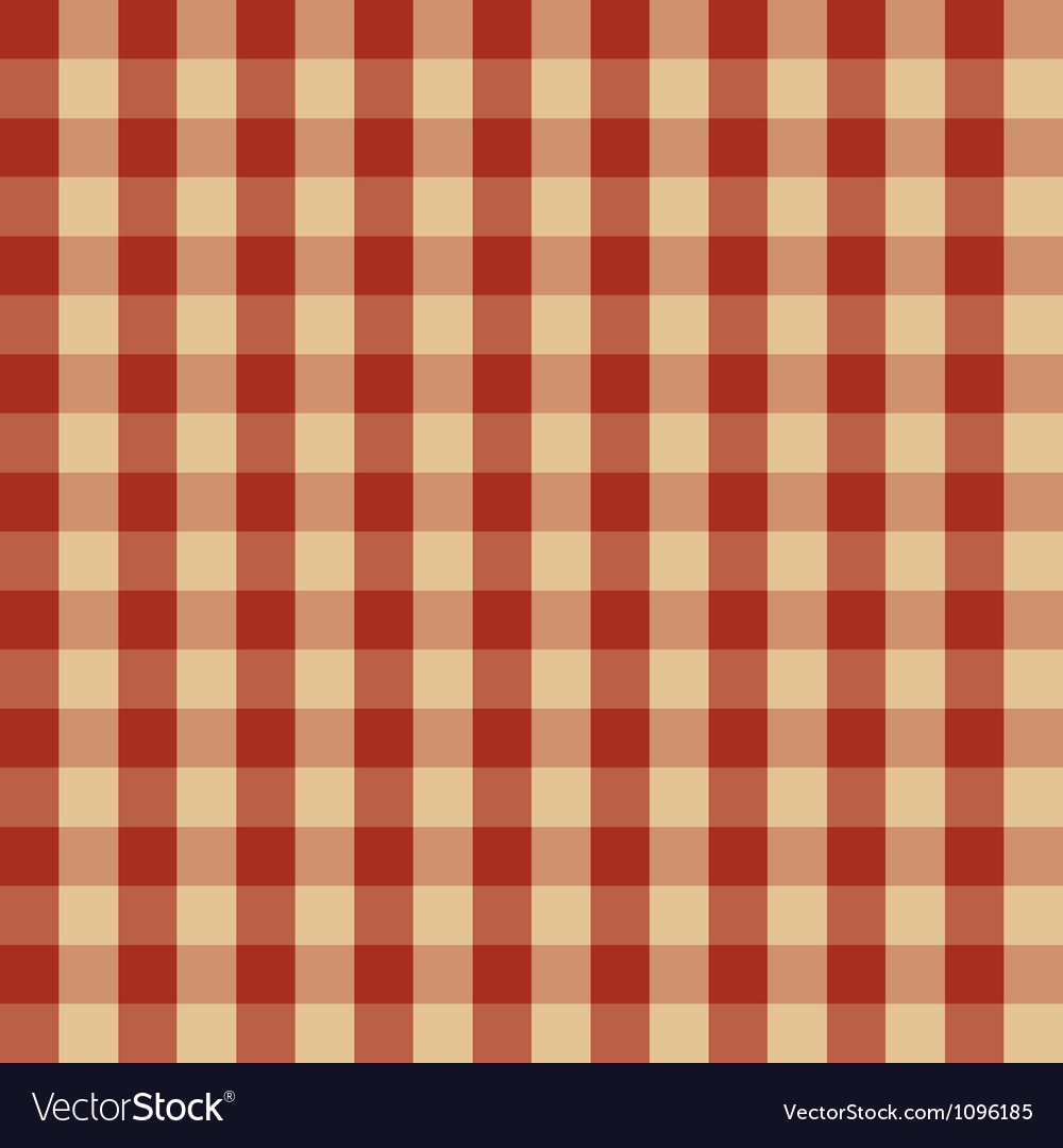 Seamless traditional pattern vector image