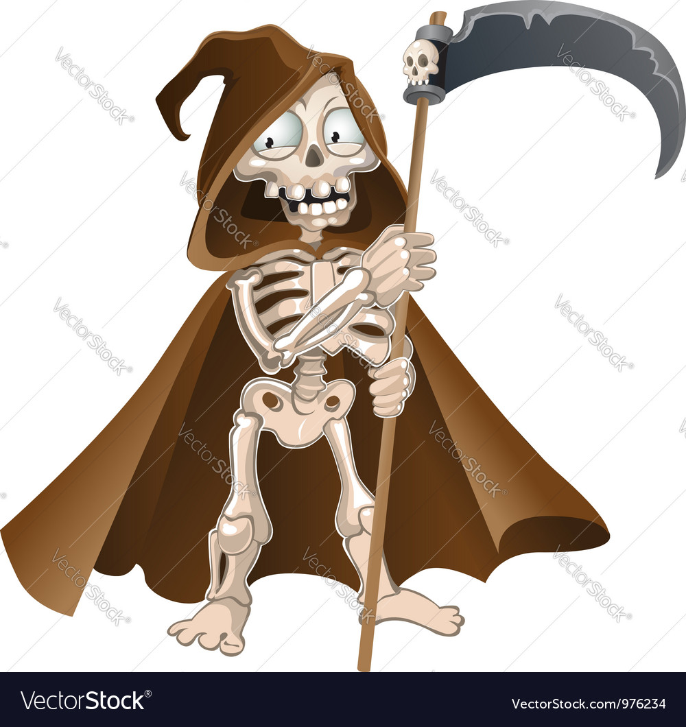 Death vector image