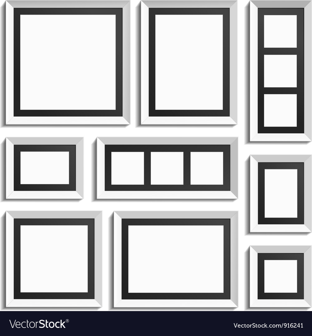 picture frames modern image collections   craft decoration