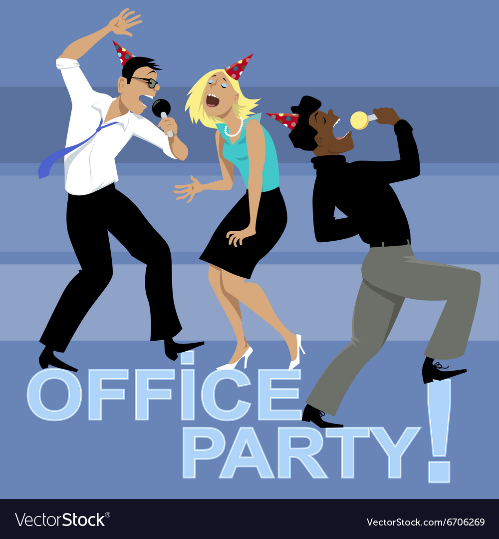 office party invitation email