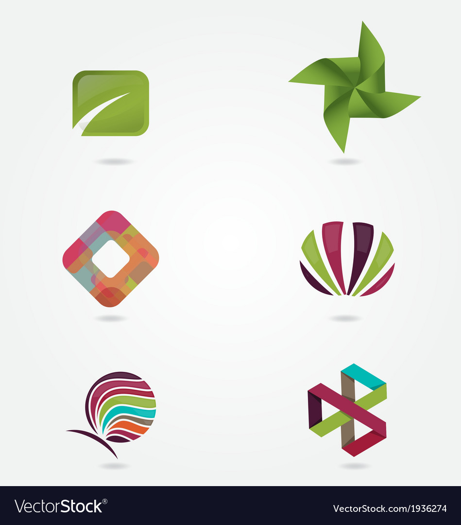 Designing-elements-2 vector image