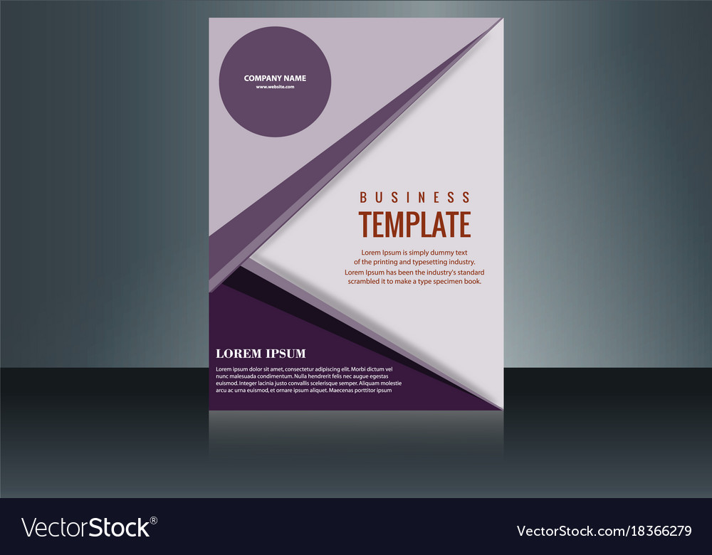 Vertical Business Card Print Template Personal Vector Image - Vertical business card template