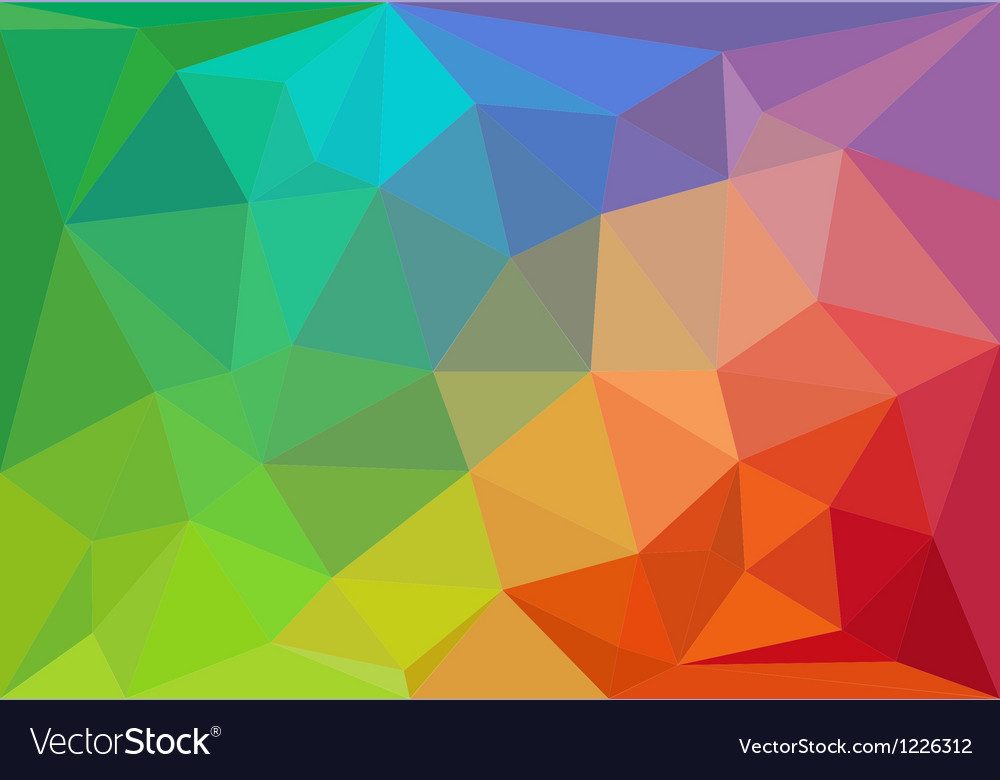 Color Abstract Vector Background Text Frame Stock Vector: Abstract Colorful Frame Design Royalty Free Vector Image