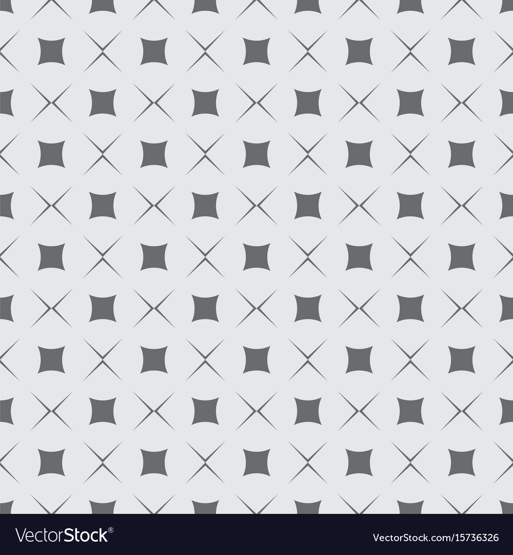 Geometry triangle seamless background vector image