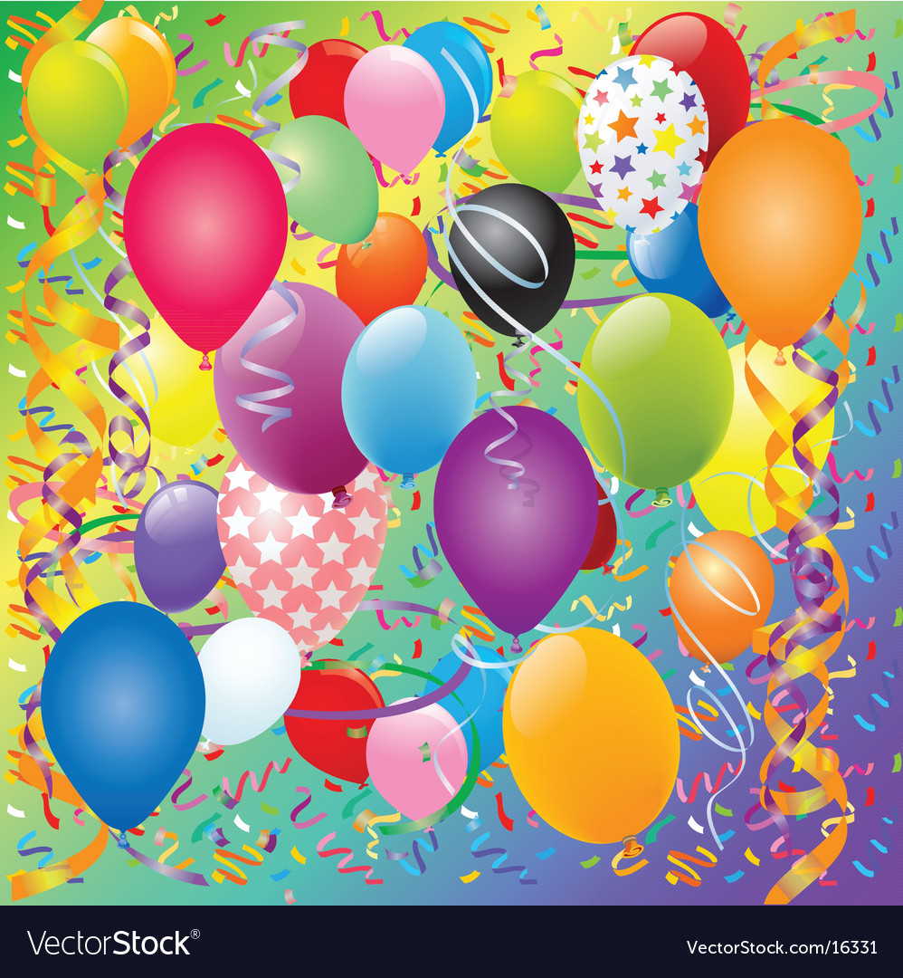 Graduation celebration vector image