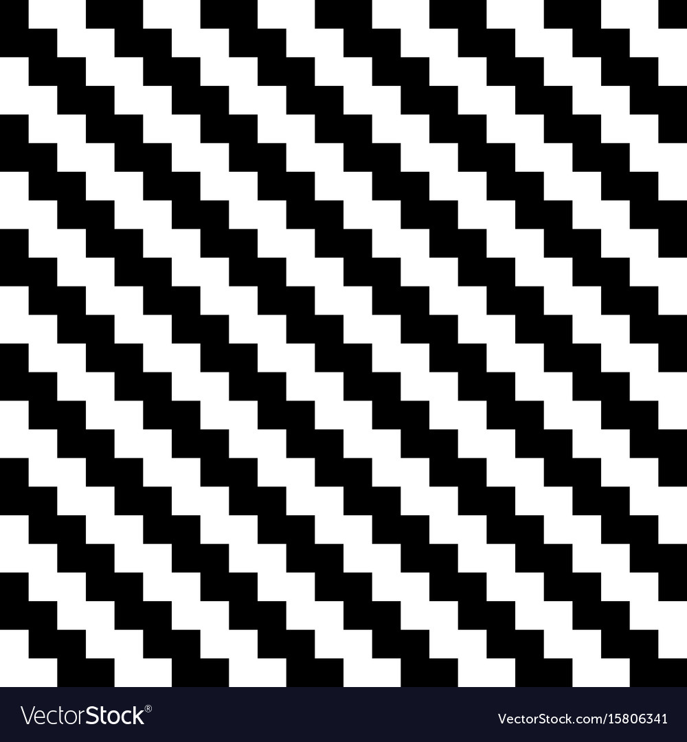 Abstract seamless background chevron pattern in vector image