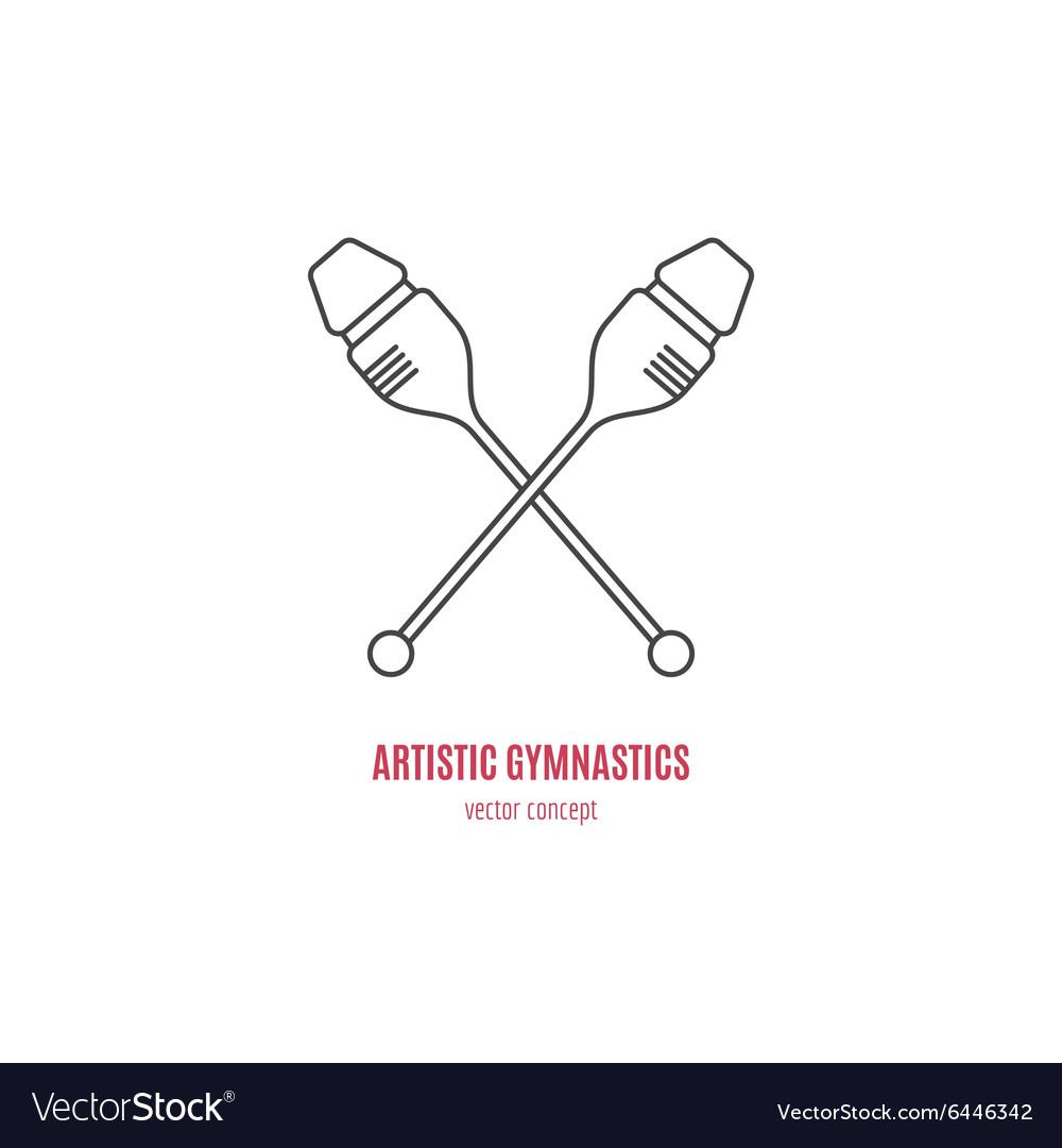 Clubs Logo vector image