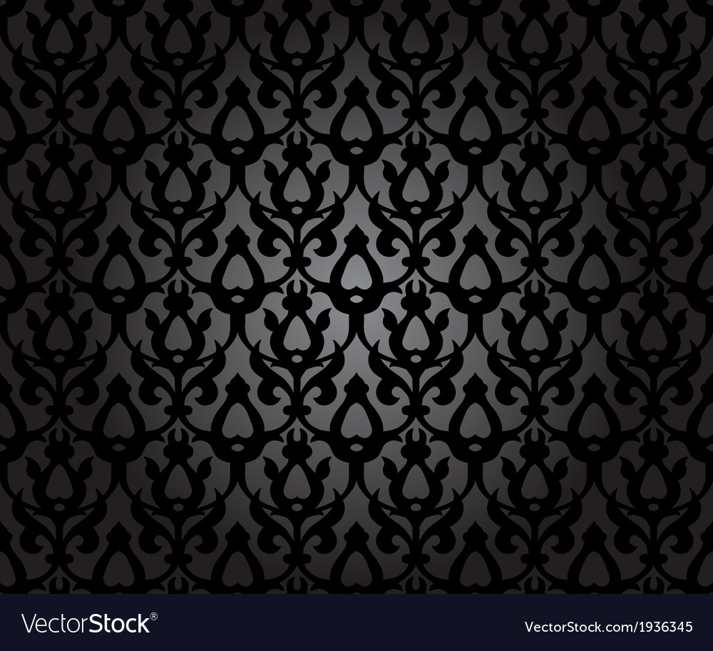 Seamless Background Traditional Arabic Motifs vector image