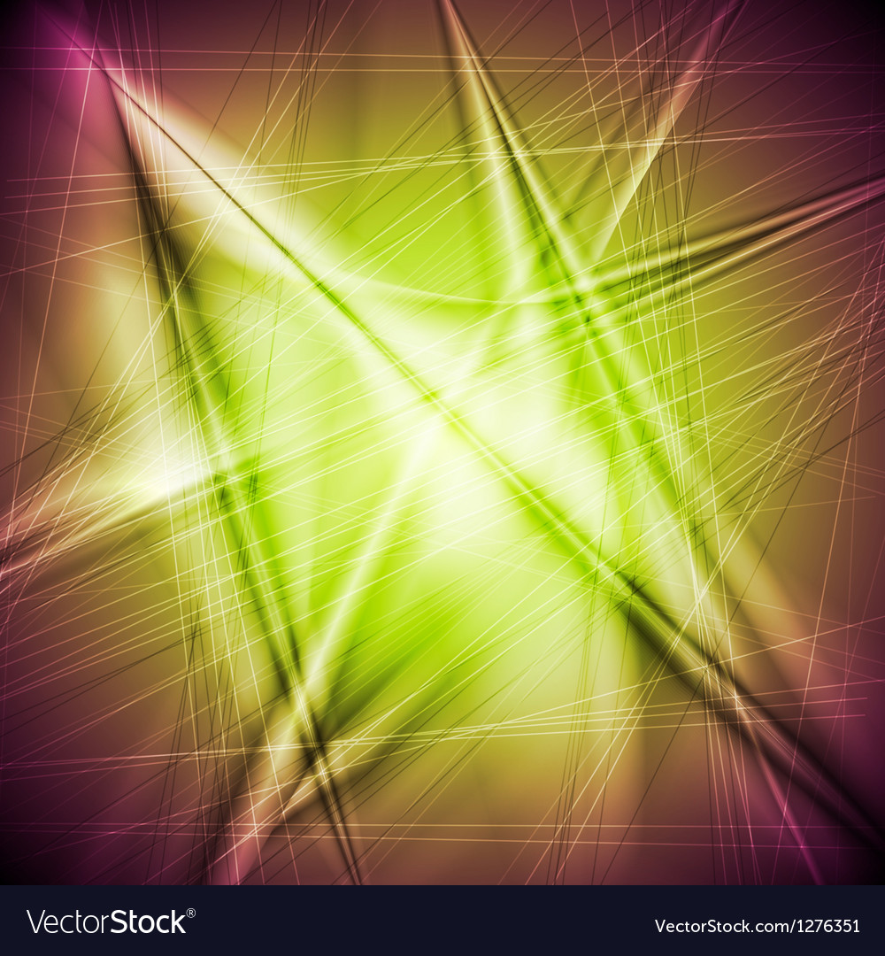 Modern bright background vector image