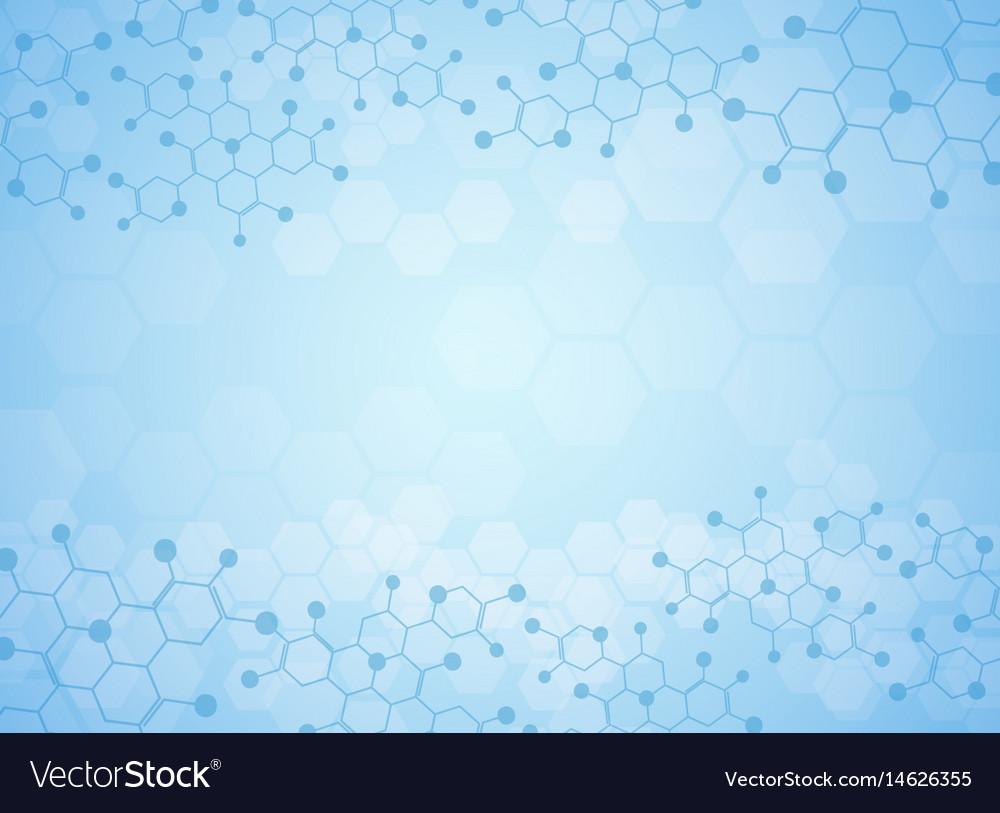 Molecular vector image