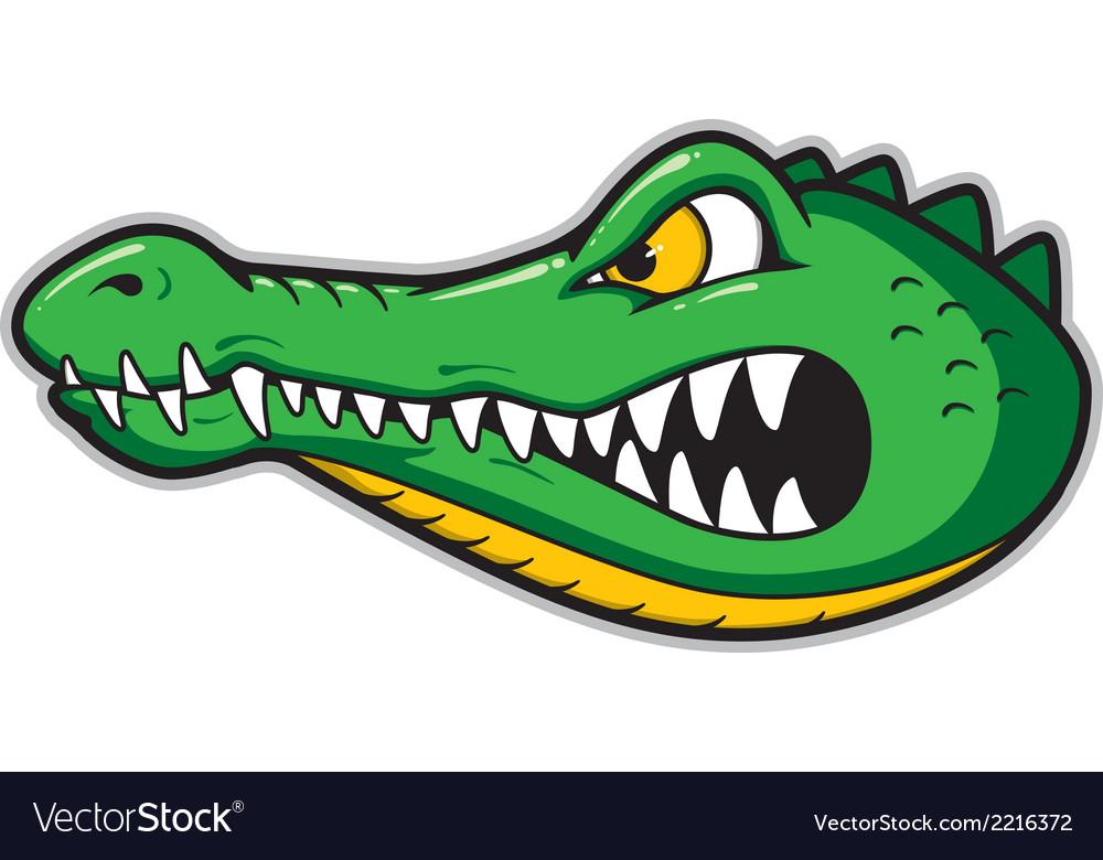Gators Mascot vector image