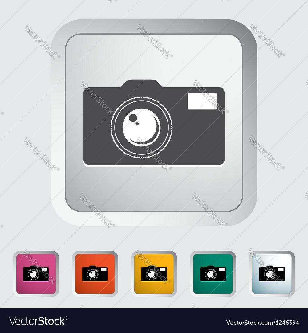 Cam vector image