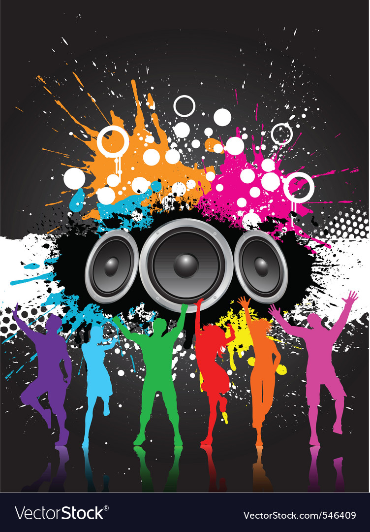 Party poster Royalty Free Vector Image - VectorStock