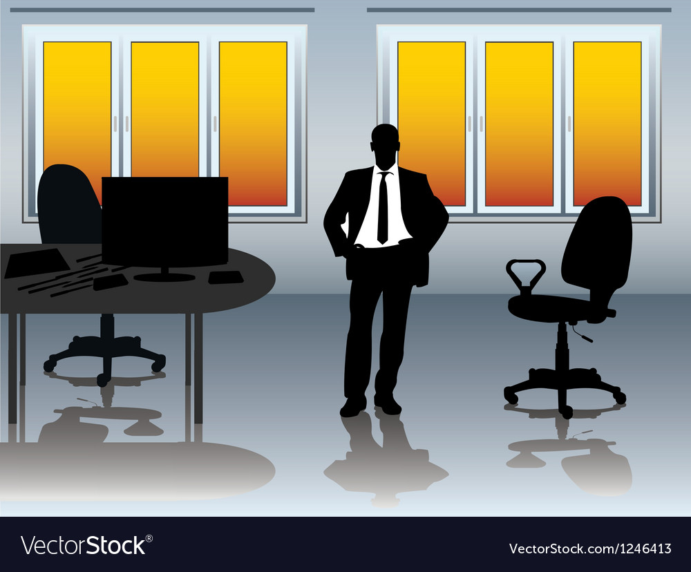Business3 vector image
