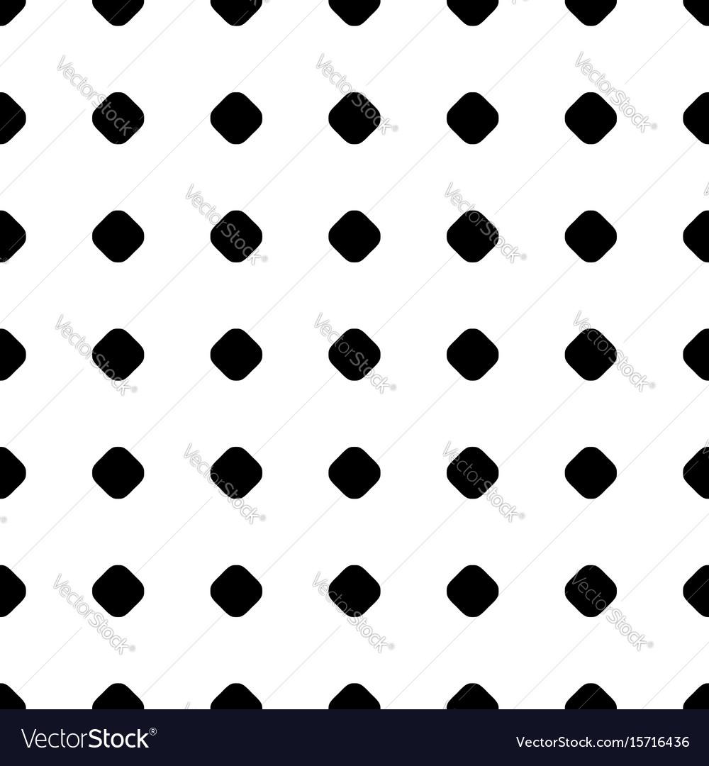 Polka dot seamless pattern backdrop with circles vector image