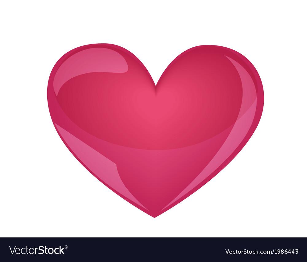 Big heart royalty free vector image vectorstock big heart vector image buycottarizona Image collections