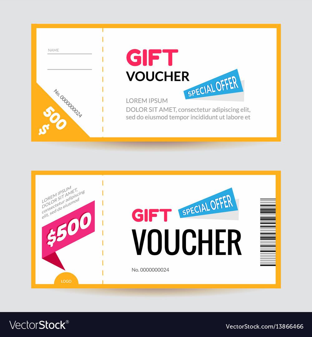 Gift voucher template leoncapers gift voucher template toneelgroepblik Choice Image
