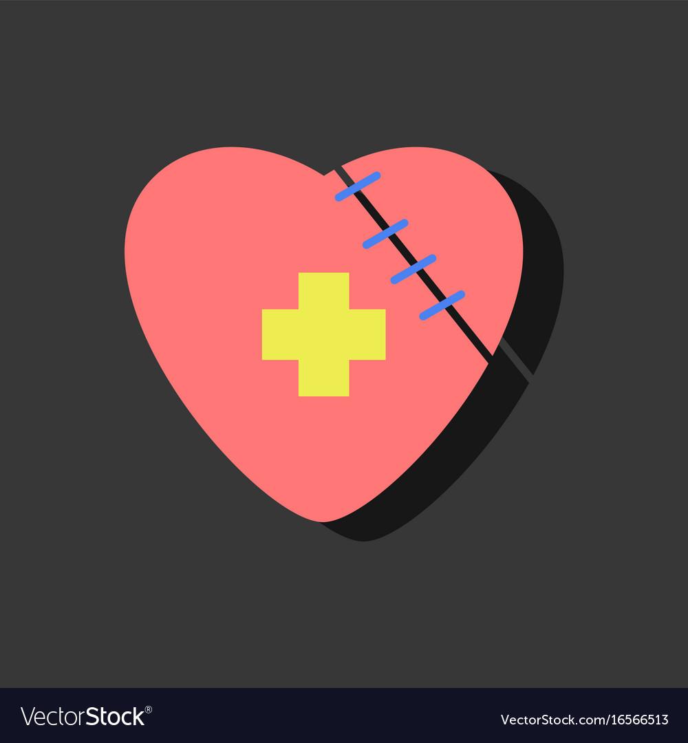 Broken Heart Symbol Stock Images Page Everypixel