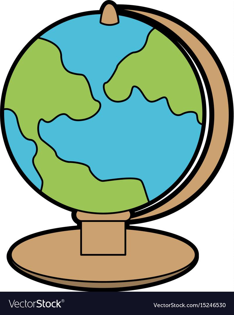 World map icon image royalty free vector image world map icon image vector image gumiabroncs Choice Image