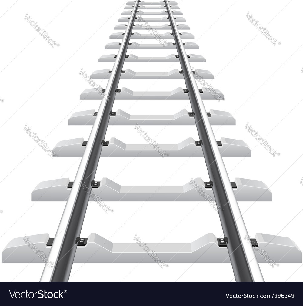Rails 01 vector image
