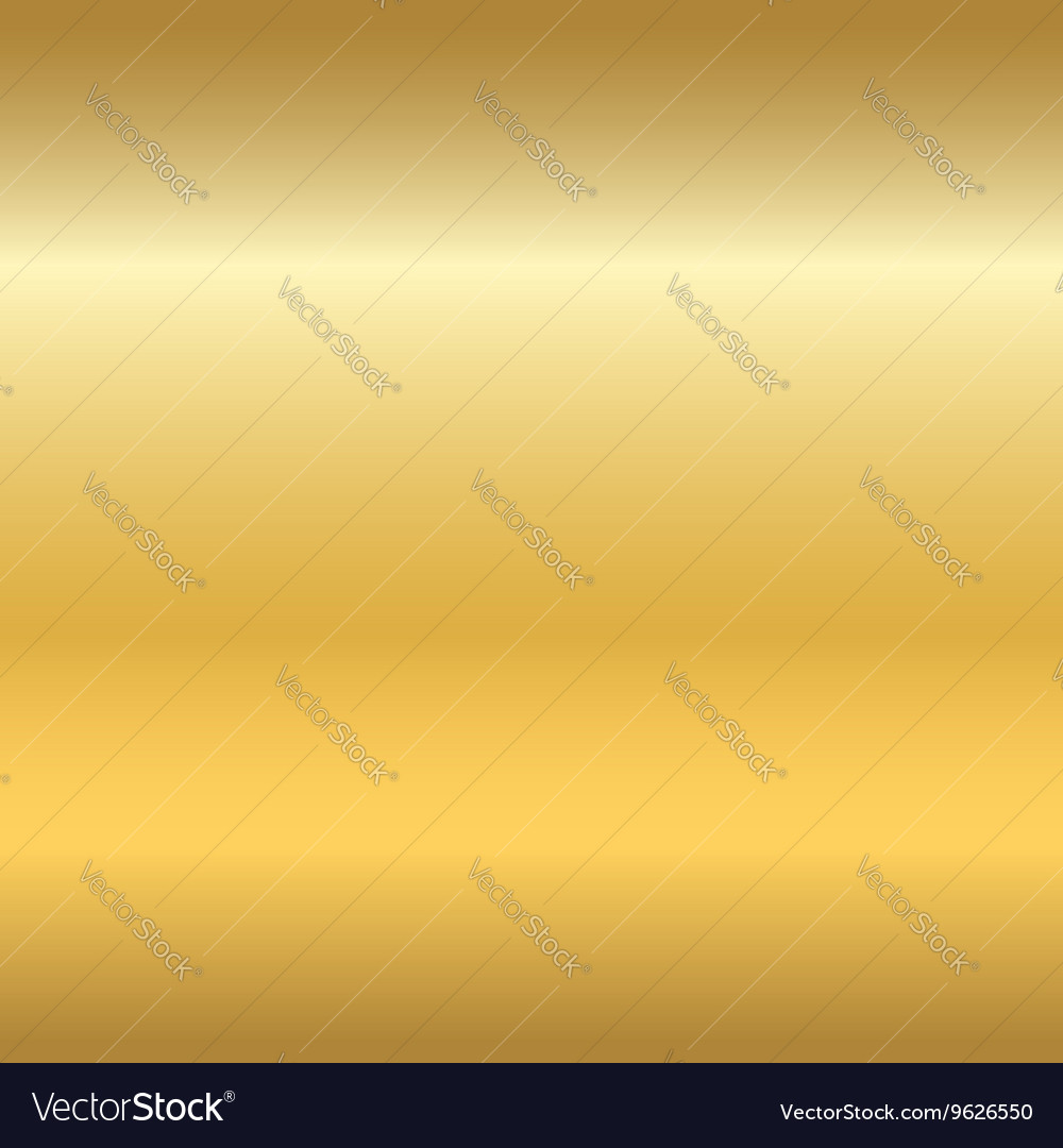 Gold texture seamless pattern horizontal a vector image