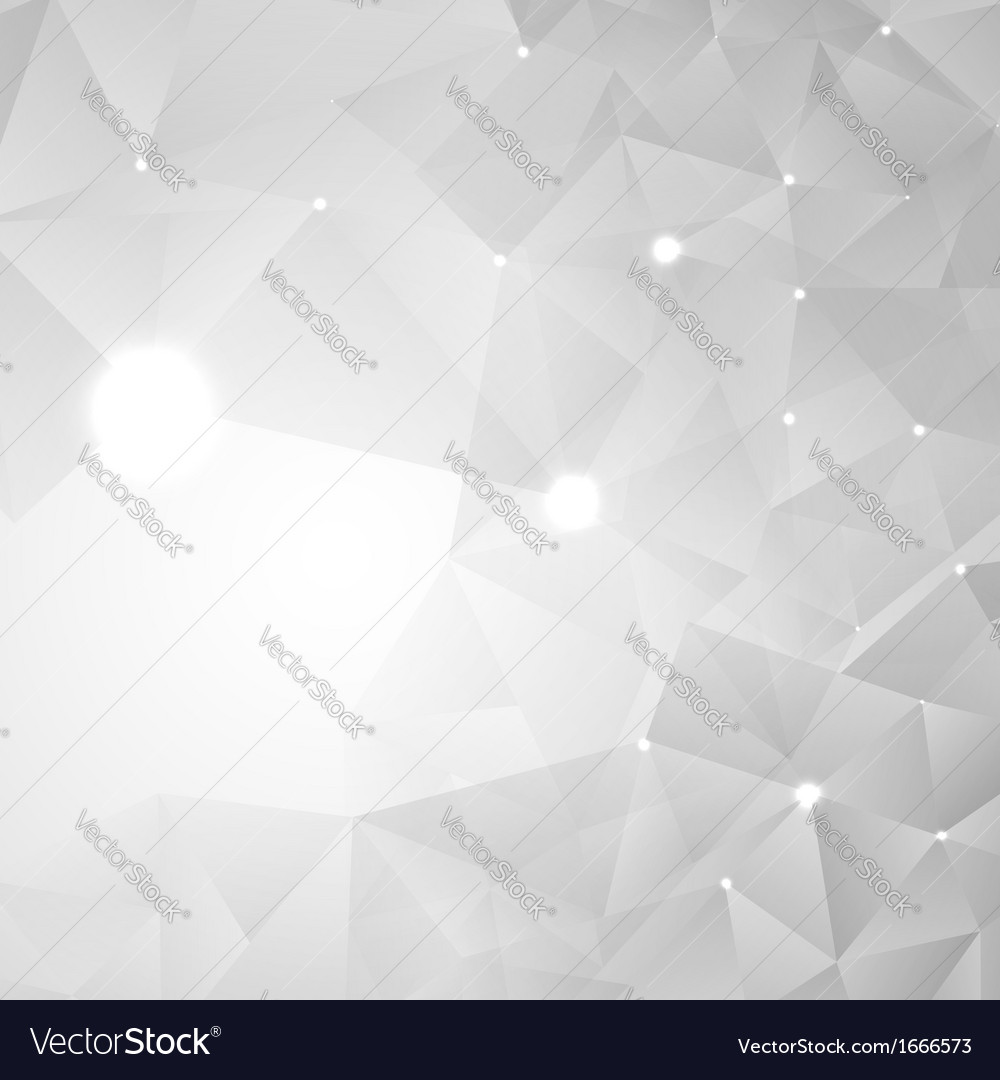 Broken Glass Texture vector image