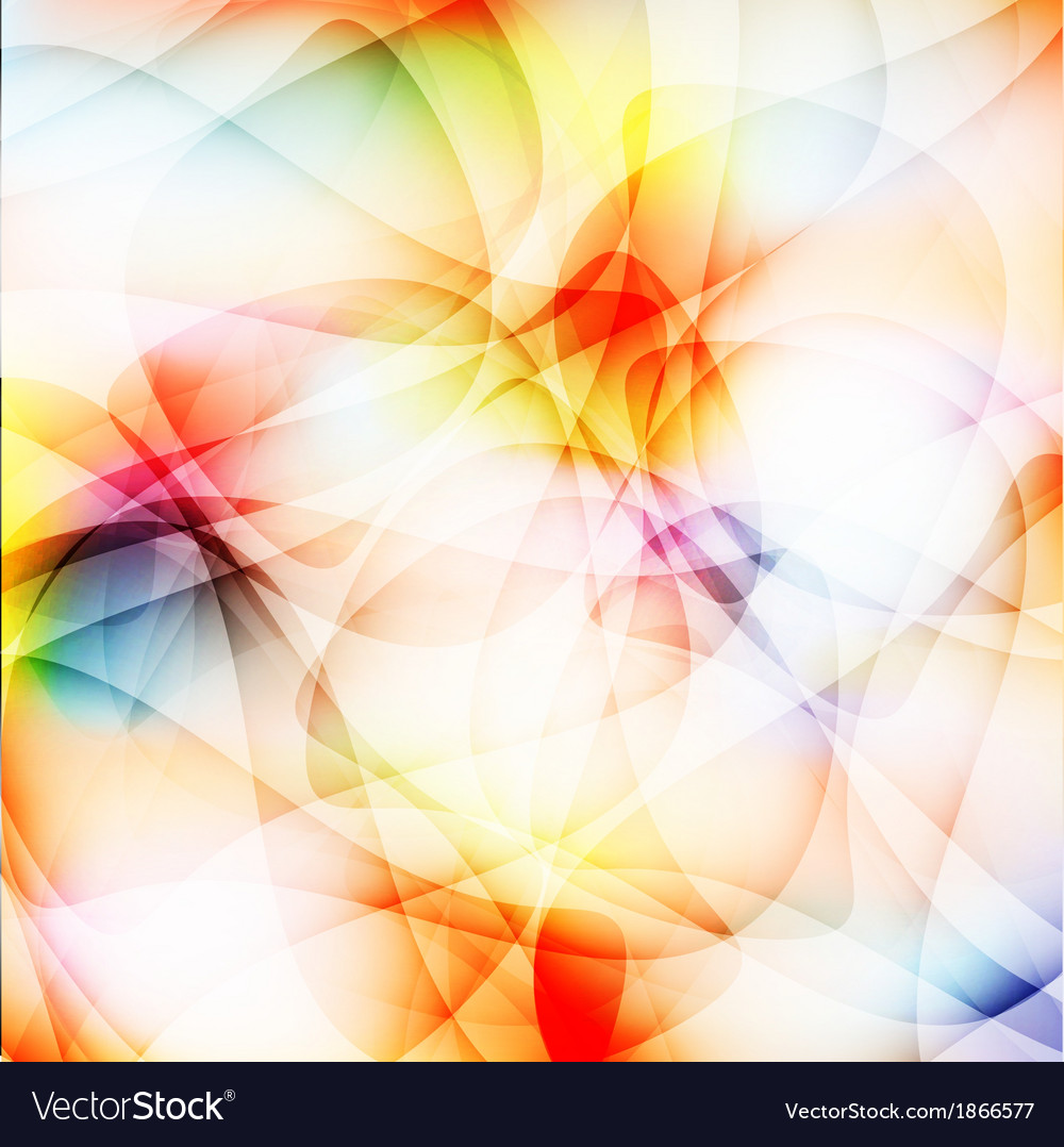 Full color background 1 vector image