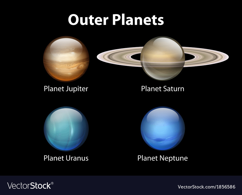 the outer planets A total of nine spacecraft have been launched on missions that involve visits to the outer planets all nine missions involve encounters with.