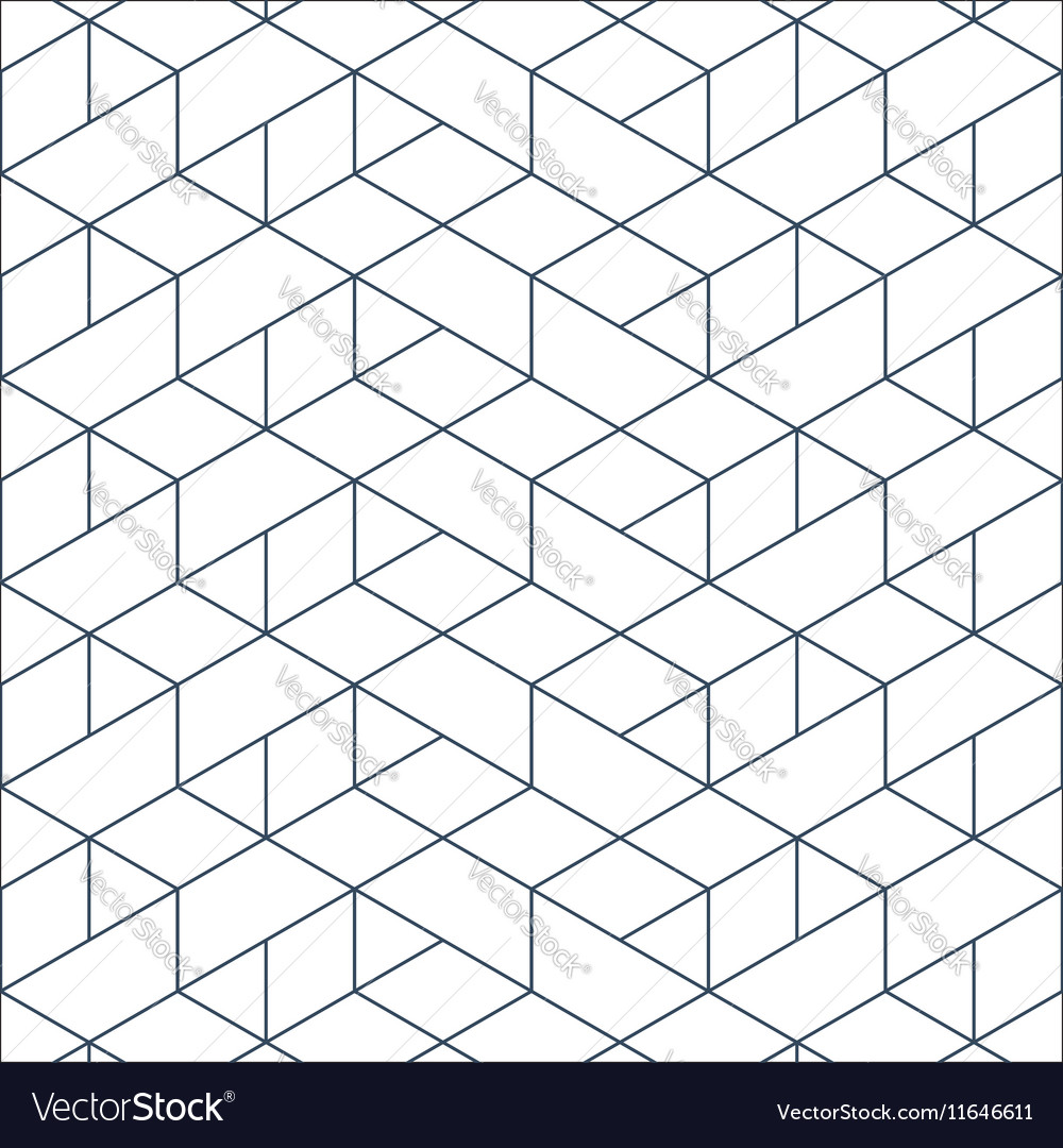 Abstract seamless pattern and backdrop vector image