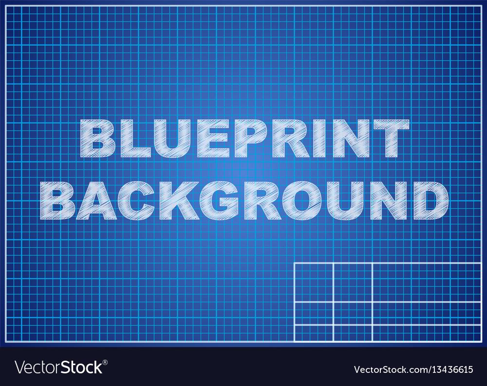 Blueprint background technical design paper vector image blueprint background technical design paper vector image malvernweather Image collections
