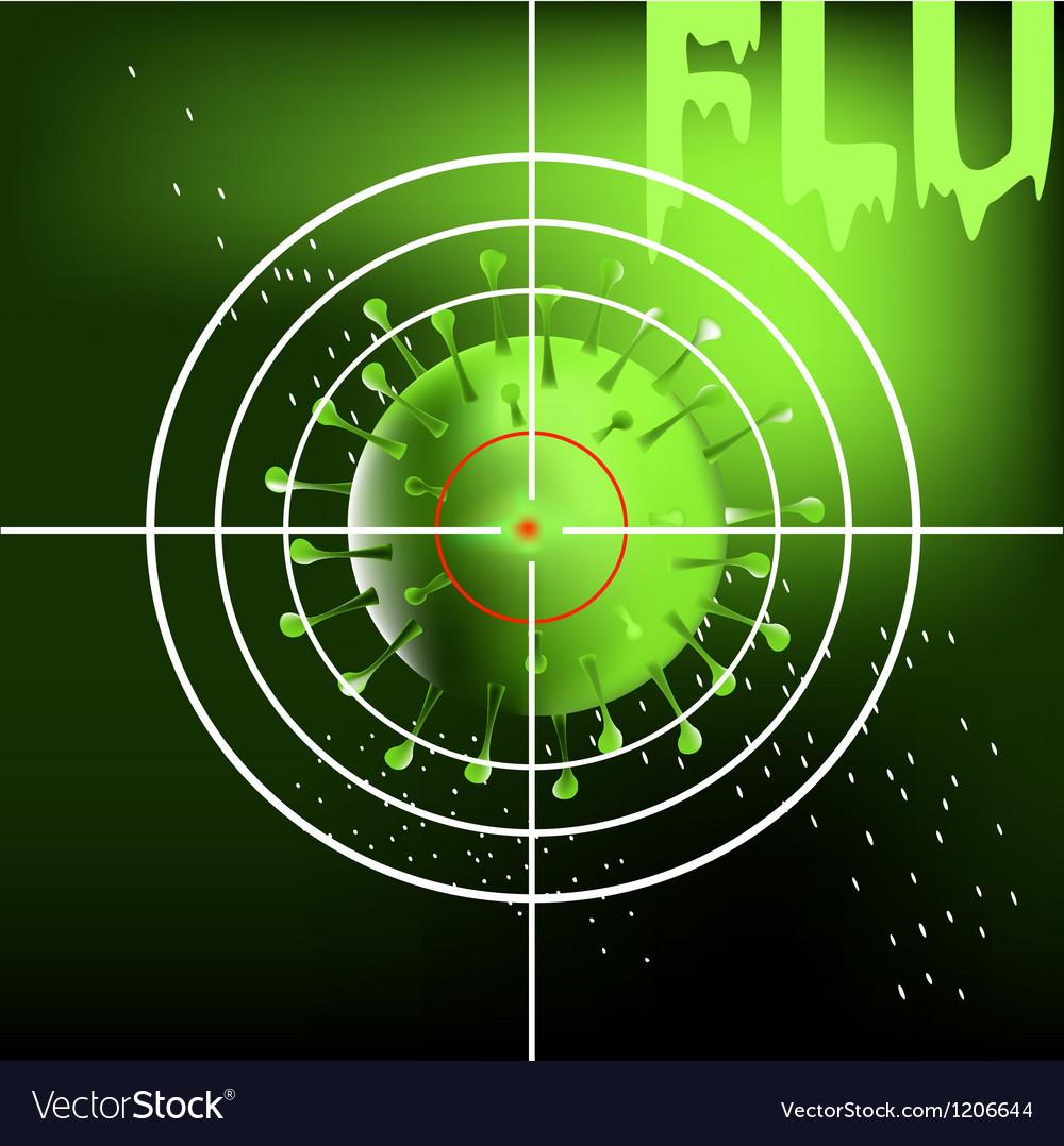 Virus vector image