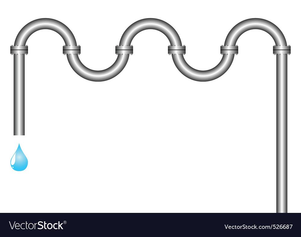 Plumbing vector image